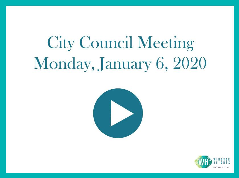 1-6-20-City-Council-Meeting video