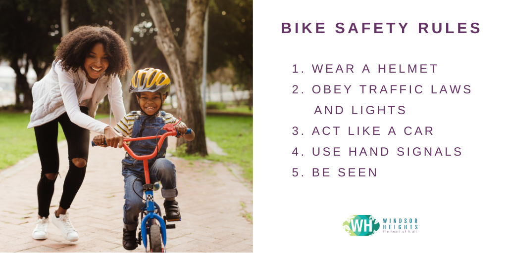 Bike safety rules