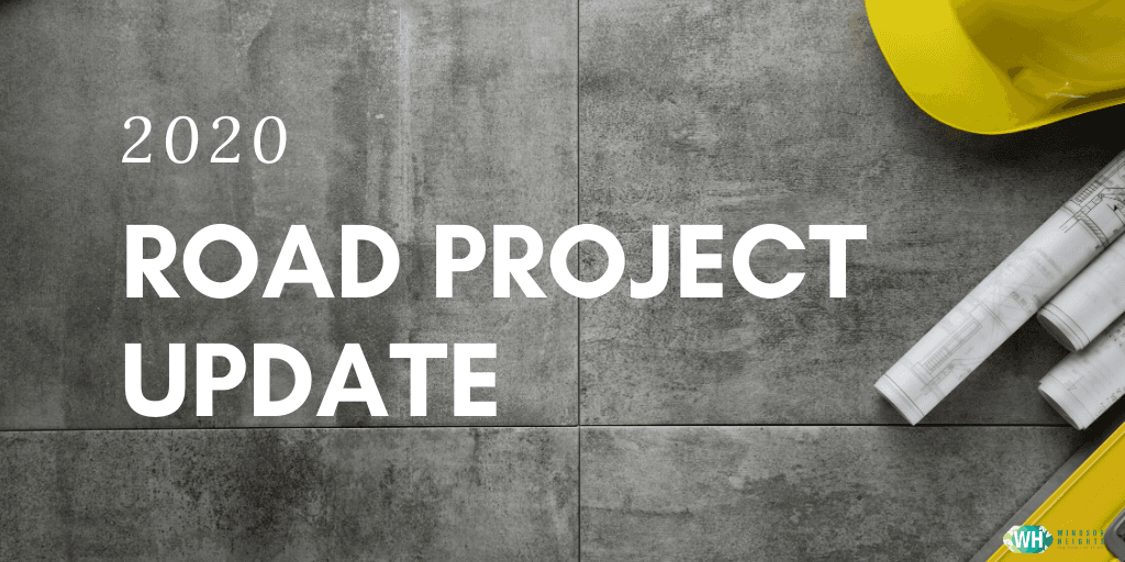 4/10/20 Road Project Update