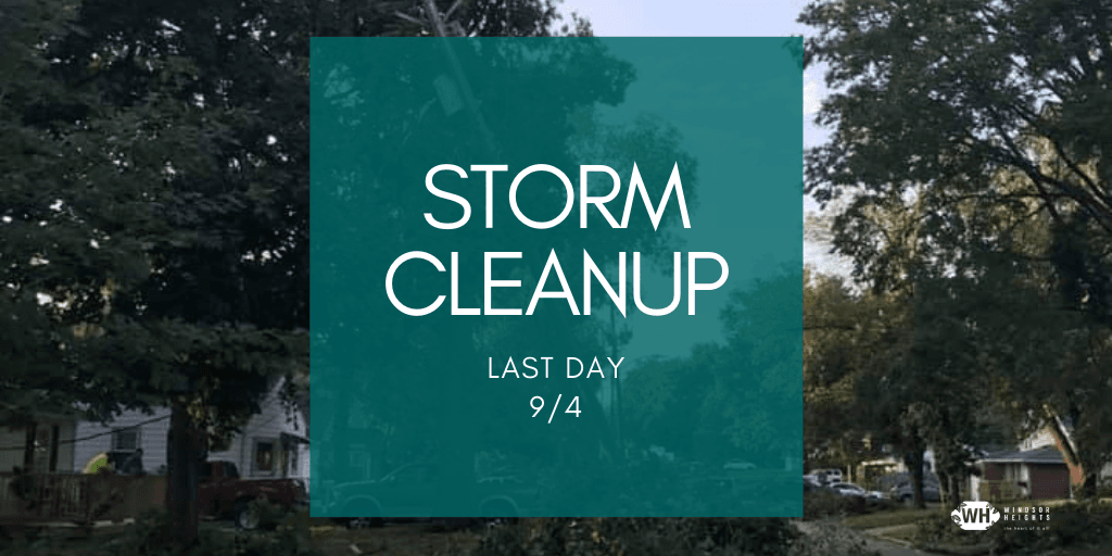9-4 last day storm cleanup