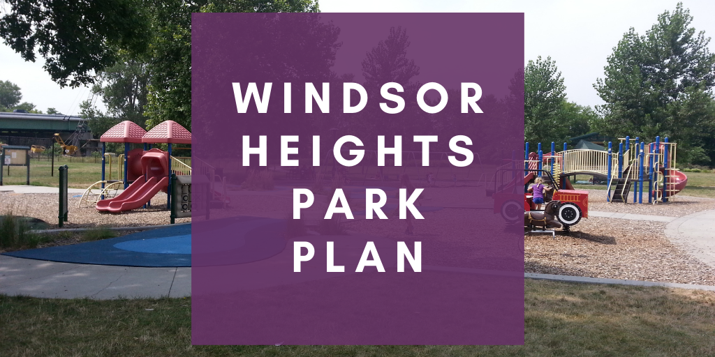 windsor heights park plan