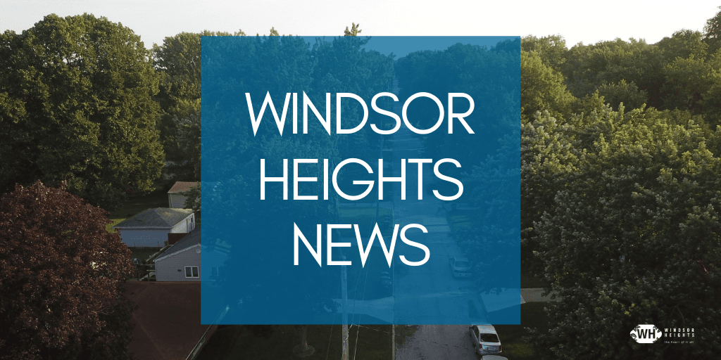city of windsor heights neighborhood