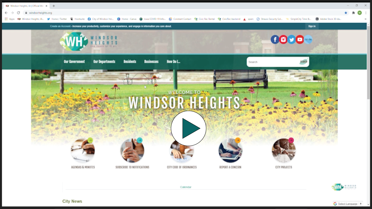 how to renew yard waste cart online Opens in new window